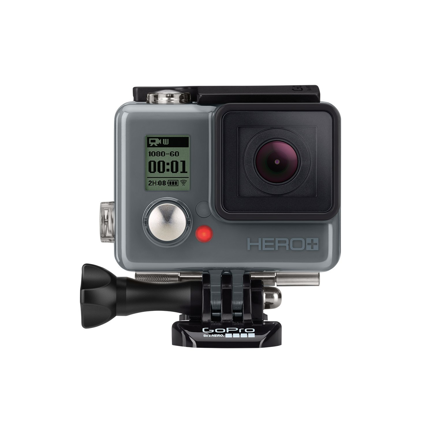 GoPro HERO+ WiFi Adventure CS运动相机 (CHDHC-101)